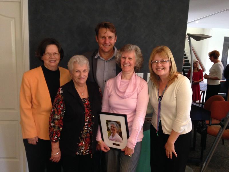 Inspiring Senior Redland City 2014