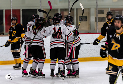 Saanich Braves vs. Nanaimo Buccaneers | G. R. Pearkes Recreation Centre | Saanich BC
