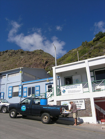 Marine Park Office, Saba Conservation Foundation