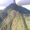 Ariel view of Saba