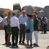 Queen Beatrix' visit (Saba, 2012)