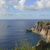 Saba's coastline