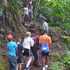 Nature education on Saba
