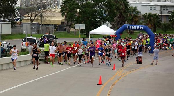 Sabine Causeway race 2016 - KB