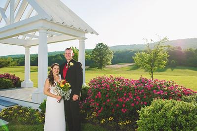 Sabrina and Tyler Wedding Photos