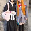 Rukia Kuchiki and Orihime Inoue