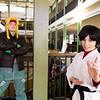 Alex and Makoto