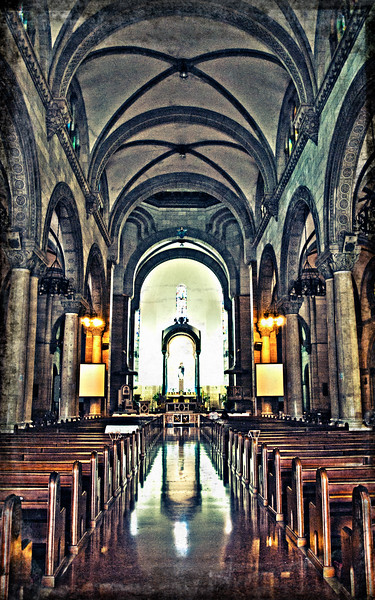 60-Manila Cathedral