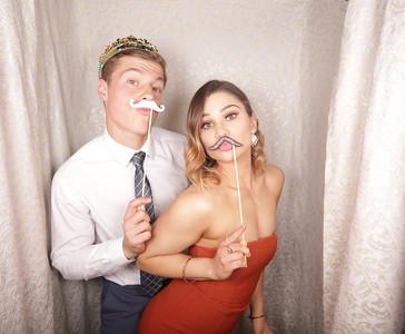 Mr & Mrs Sachman Photobooth Photos
