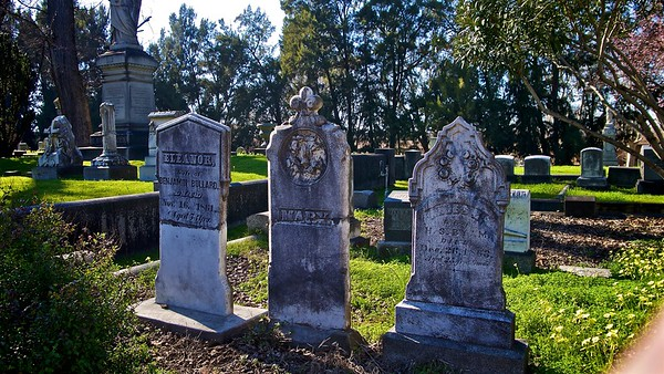 Great Headstones Ghost