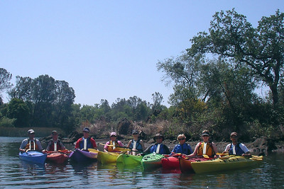 20080601 Kayak Basics AM & PM