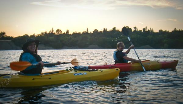 20110610 Full Moon Paddle
