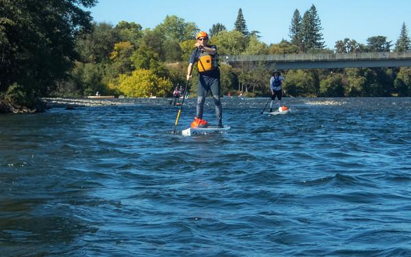 Sacramento Area Kayak Classes & Trips