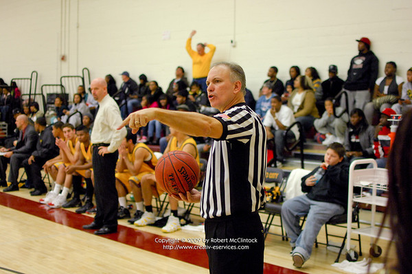 American River College: Officials -- 01/05/10