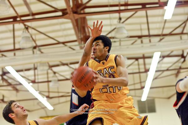 Cosumnes River College: The Game -- 01/15/10 FINAL SCORE = 64-83L