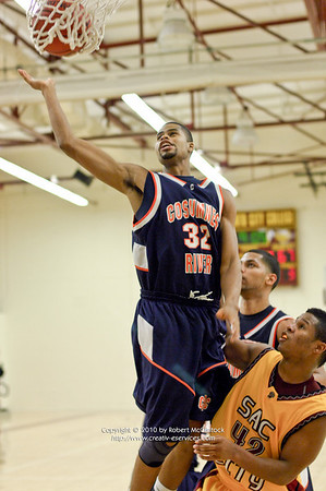 Cosumnes River College: Opponents -- 01/15/10