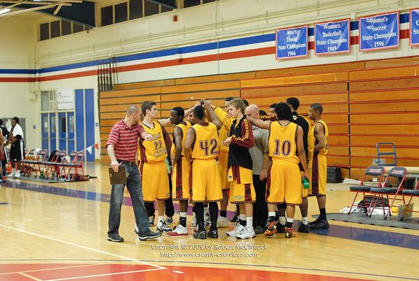 Lassen College: Candids -- 12/05/09