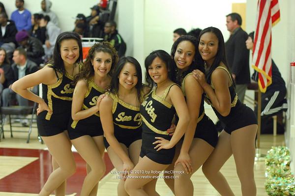 Sierra College: Cheer -- 02/05/10