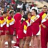 Sacramento City College vs American River College at Hughes Stadium, Sacramento, CA, November 13, 2010 -- Photo by Robert McClintock (c) 2010 by Robert McClintock