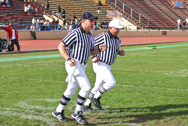 American River College: Officials -- 11/13/10