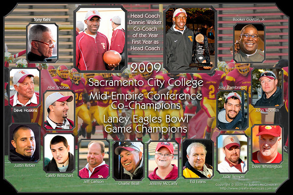 Coaches Poster 2009