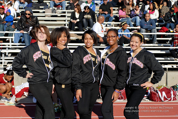Laney College: Cheer -- 11/21/09