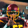 Sacramento City College Football vs Sierra College-- Photo by Robert McClintock<br /> (c) 2007 by Robert McClintock --