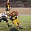 Sacramento City College vs Delta College -- Sacramento, CA, September 27, 2008 -- Photo by Robert McClintock (c) 2008 by Robert McClintock --