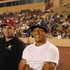Sacramento City College vs Yuba College at Hughes Stadium, Sacramento, CA, September 25, 2010 -- Photo by Robert McClintock (c) 2010 by Robert McClintock
