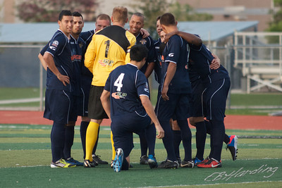Sacramento Gold vs Oakland CD Aguiluchos USA