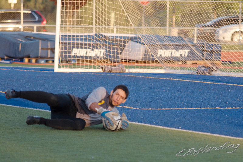 Sacramento Gold vs Real San Jose in NPSL League play