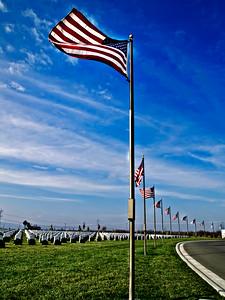 Sacramento Valley National Cemetery