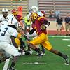 Sacramento City College vs American River College at Hughes Stadium, Sacramento, CA, September 07, 2012 -- Photo by Robert McClintock (c) 2012 by Robert McClintock