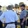 Sacramento City College vs Feather River College at Hughes Stadium, Sacramento, CA, October 20, 2012 -- Photo by Robert McClintock (c) 2012 by Robert McClintock