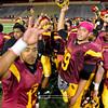 Sacramento City College vs Merced College at Hughes Stadium, Sacramento, CA, October 06, 2012, 15-41W -- Photo by Robert McClintock (c) 2012 by Robert McClintock