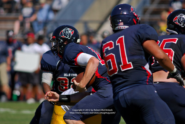 Santa Rosa Junior College: Opponents -- 09/15/12