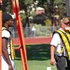 Sacramento City College AT Santa Rosa Junior College-- Santa Rosa, CA, September 15, 2012-- Photo by Robert McClintock (c) 2012 by Robert McClintock