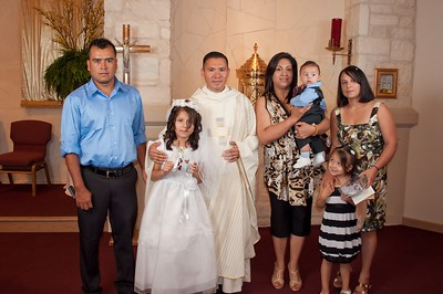 First Communion 21 May @ 2PM (Spanish)