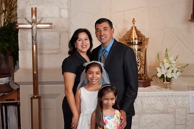First Communion 21 May @ 10AM