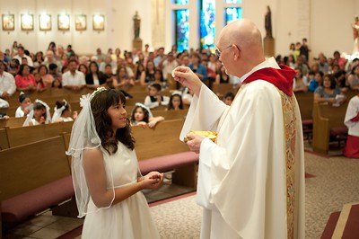 First Communion 28 May @ 2 PM