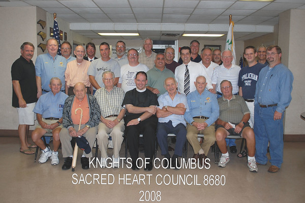 KofC Council 8680 Knights in Action 2008