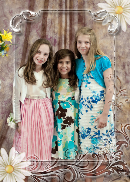 SHCS Spring Fling Portraits March 23, 2012