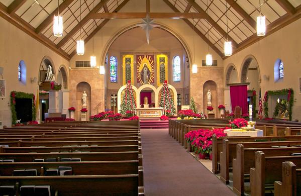 2009 Church Christmas