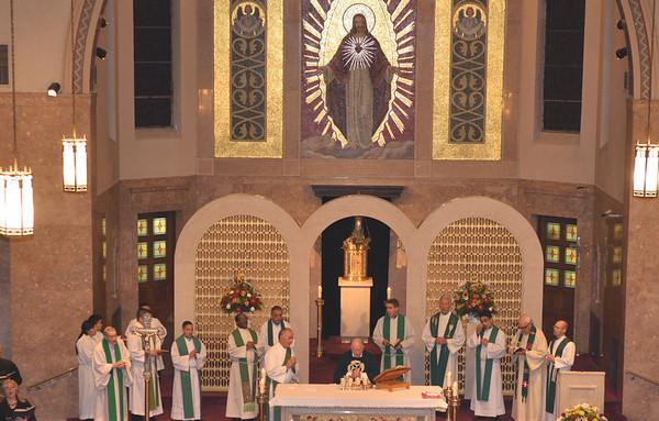 Fr Brendan 45 Ordination Anniversary