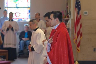 Fr Jose Miguel's 1st Mass