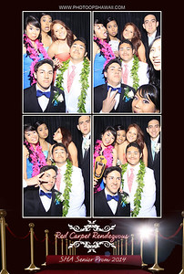 Sacred Hearts Senior Prom 2014 (Stand Up Photo Booth)