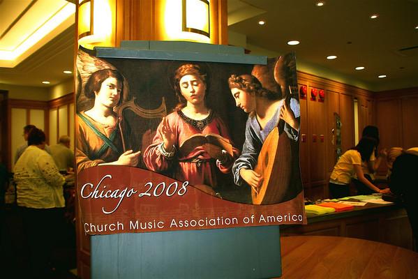 2008 Sacred Music Colloquium (CMAA) Loyola University, Chicago