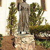 Fr. JuniperoSerra, founder of the CA missions. Mission San Rafael on the Feast of St. Rafael the Archangel Oct. 24, 2009. Mass offered by Fr. Jean Marie Moreau, Christ the King Sovereign Priest.