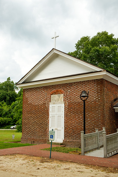 Glebe Episcopal Church, 4400 Nansemond Parkway, Suffolk, Virginia