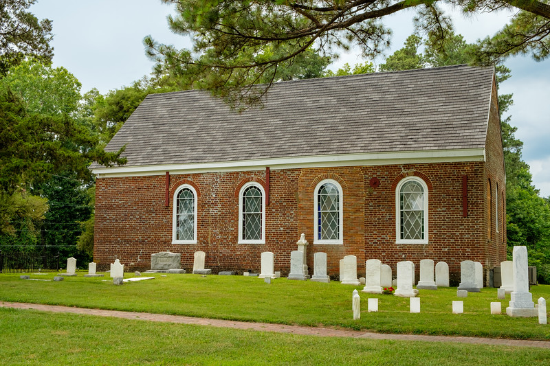 St Johns Episcopal Church, 828 Kings Highway, Chuckatuck, Suffolk, Virginia